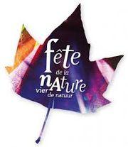 Fete de la Nature logo van festival